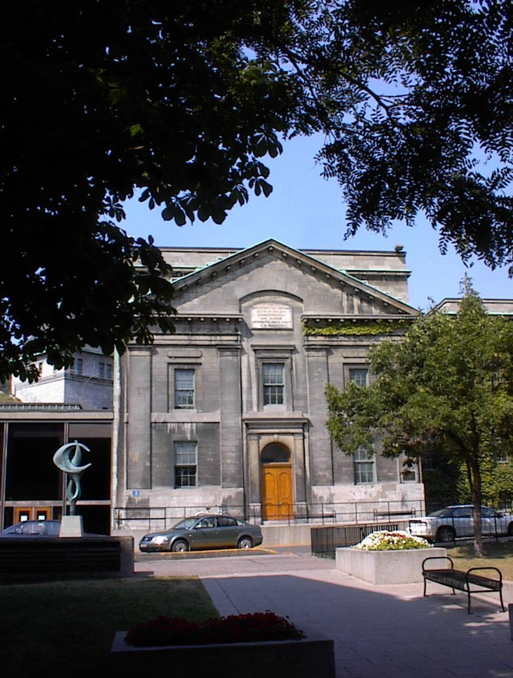 [McGill Arts Building]